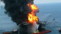 За аварию в Мексиканском заливе ВР выплатит 7,8 млрд. долл.