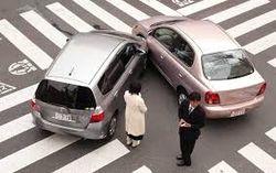 Лимузин премьер-министра Японии попал в ДТП
