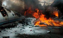 Новая шокирующая версия причин февральской авиакатастрофы в Донецке