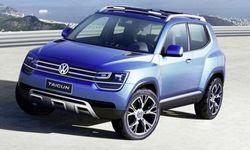 Volkswagen выпустит новый кроссовер Taigun