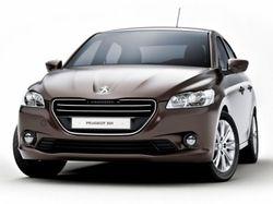 Peugeot выпускает новый бюджетный седан