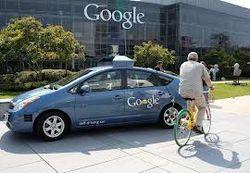 Принцип автономных автомобилей Google сэкономит триллионы долларов