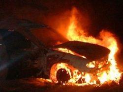 Киев охватила новая эпидемия ночных поджогов автомобилей