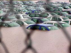 В Украине появились первые автомобили-«утопленники» из Европы