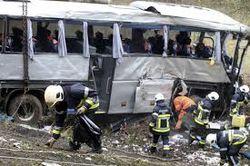 В Бельгии разбился автобус с российскими и украинскими подростками