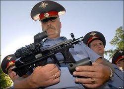 В посылке из Чечни в Москву нашли автоматы Калашникова