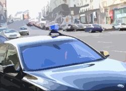 Автомобиль куратора транспортной безопасности попал в ДТП?