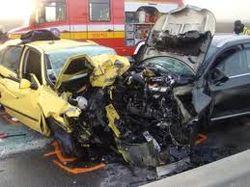 Машины в лепешку: Две жуткие аварии на Полтавщине и в Одессе