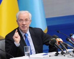 Тарифы на газ не поднимутся, пока не договоримся о цене с Россией – Азаров