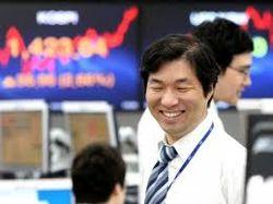 Биржи Азии демонстрируют рост на хороших данных из США