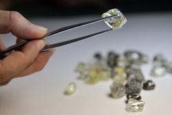 Осенью ЛУКОЙЛ начнет промдобычу алмазов в Архангельской области