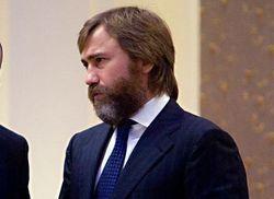 Отныне Вадим Новинский является народным депутатом ВРУ