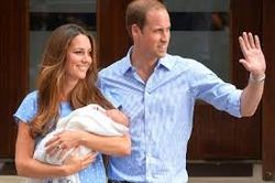 Кейт Миддлтон и принц Уильям назвали своего сына редким именем Джордж