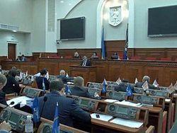 Милиция не в курсе, почему нардепов и журналистов не пустили в Киевраду
