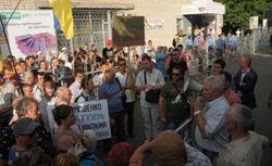 Глава МВД Украины отправится на Николаевщину для встречи с митингующими
