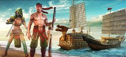 """Чем заслужил """"Кодекс пирата"""" - 7 место в ТОП игр """"Одноклассники"""""""