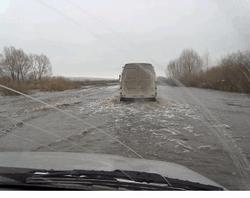 Паводок на Черниговщине