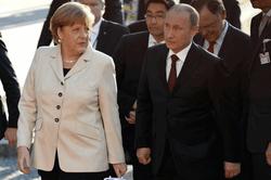 АНгела Меркель об НКО в России