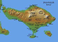 У популярного курорта Бали произошло землетрясение, жертв нет