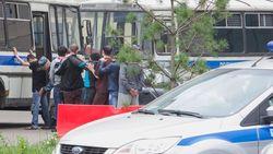Задержанные в Москве нелегалы