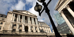 Опять отказался сменить учётную ставку Банк Англии
