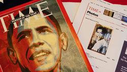 Барак Обама – человек года по версии журнала Time