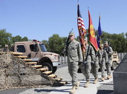 военная база США