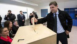 В Исландии на выборах побеждает оппозиция, выступающая против ЕС