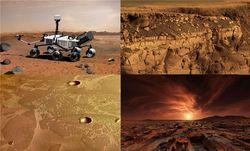 Исследователи NASA на Гавайях четыре месяца имитировали жизнь на Марсе