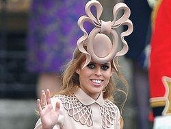 шляпка принцессы Беатрис