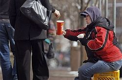 уровень бедности