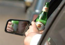 Пьяный водитель маршрутки