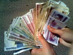 Белорусский рубль ослаб ко всем валютам