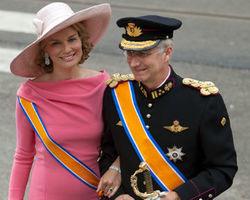 Новый король Бельгии принял присягу