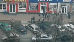 Место кровавой бойни в Белгороде