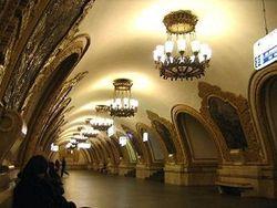 белорусское метро