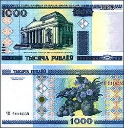 Архив курсов валют в беларуси