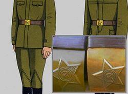 «Бляха», давай, до свидания! – солдат в России лишают кожаного ремня