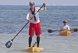 Спортсмен более суток добирался из Кубы в США на доске для серфинга