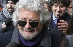 Итальянцы решили «приколоть» власти и проголосовали за комика