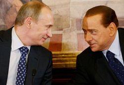 Берлускони: Путин – лучший, а Саркози и Меркель – заговорщики