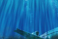 Огромный метановый пузырь – тайна Бермудского треугольника