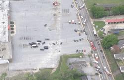 Взрыв в Атланте