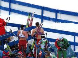 Россия пожалуется в IBU на стриптиз биатлонистов из Норвегии на Кубке мира