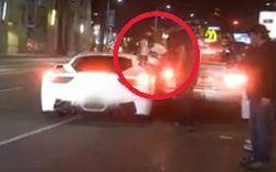 Джастин Бибер избежал наказания за сбитого на Ferrari папарацци