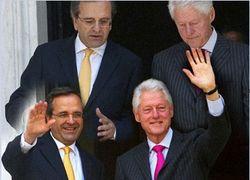 Билл Клинтон ищет инвесторов для богатой Греции с богатыми людьми