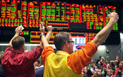 Биржи США начали неделю неуверенно и вяло
