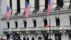 В последний торговый день биржи США закрылись в минусе