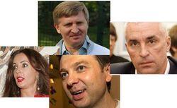 Бизнесмены Украины: кого ищут в интернете больше всех