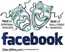 тот самый Facebook, что обобрал инвесторов